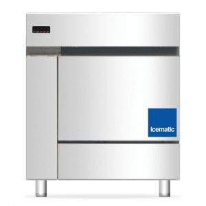 Icematic F80-A SELF CONTAINED FLAKE ICE MACHINE