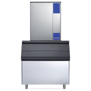 Icematic M402-A Ice Machine Full Dice 10 cube